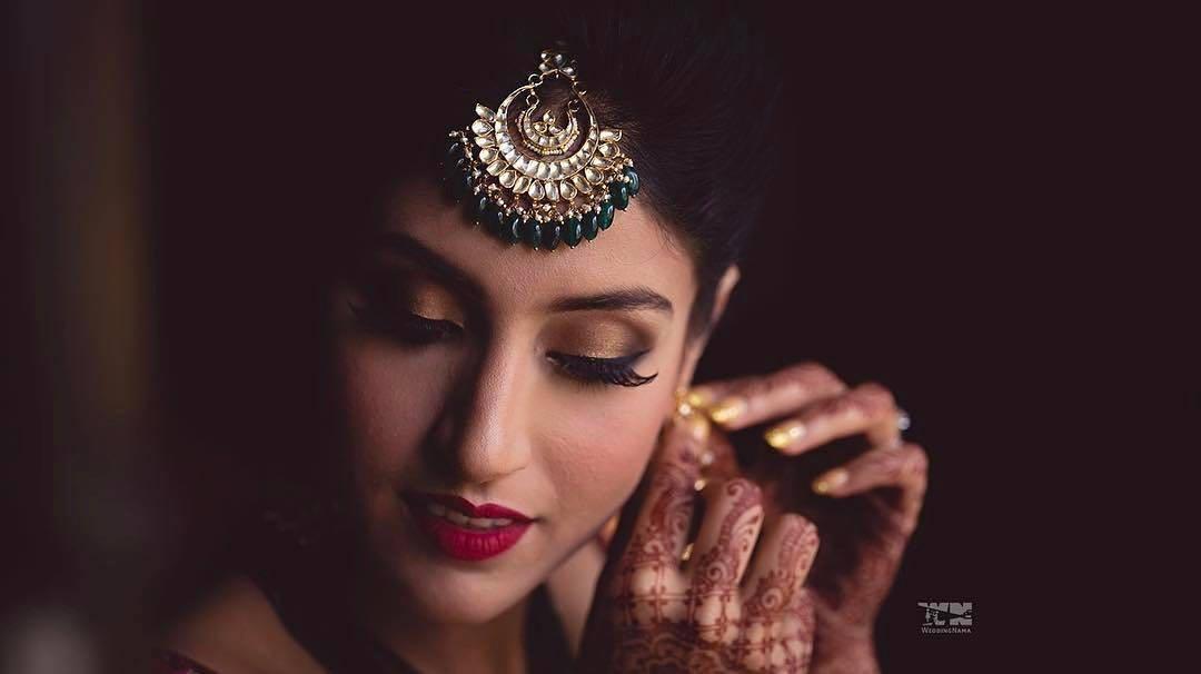 Airbrush bridal makeup services